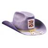 Civil War Officer Hat Quality Grey Large
